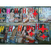 Revistas H, Maxim Y Record , H Extremo 21 Revas En Total