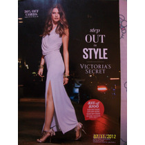 Victorias Secret Catalogo 2012 Zapatos Botines Vestidos