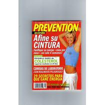 Tlax Revista Prevention # 10 ( Afine Su Cintura)