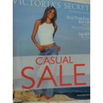 Victorias Secret Catalogo 2004 Alessandra Ambrosio Casual