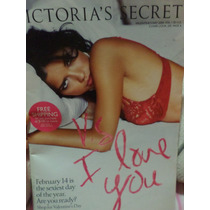 Victorias Secret Catalogo 2004 Adriana Lima Vs I Love You