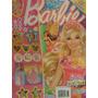 Barbie Revista Con Poster ,50 Calcamonias Y Juegos