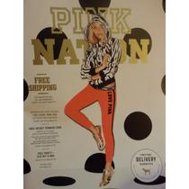 Victorias Secret Pink Catalogo 2014 Holiday Mochilas Colchas