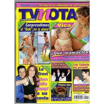 Tlax Revista Tv Notas # 441 ( Vica Y Armando Araiza)