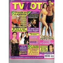 Tlax Revista Tv Notas # 305 ( Salma Hayek Y Sebastian Rulli)