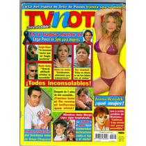 Tlax Revista Tv Notas # 445 ( Alejandra Guzman Y Edgar Ponce