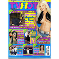 Tlax Revista Tv Notas # 466 ( Sabrina Y Jorge Da Silva)