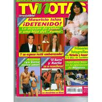 Tlax Revista Tv Notas # 406 ( Paty Manterola Y Arath De La )