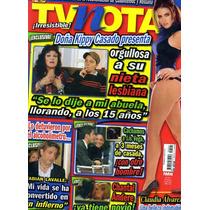 Tlax Revista Tv Notas # 591 ( Claudia Alvarez)