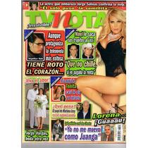Tlax Revista Tv Notas # 505 ( Lorena Herrera)