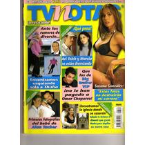 Tlax Revista Tv Notas # 375 ( Susana Gonzalez)