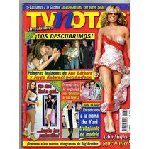 Tlax Revista Tv Notas # 434 ( Aylin Mujica Y Aaron Diaz )