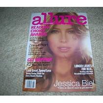 Jessica Biel Allure Usa Revista Experta En Belleza