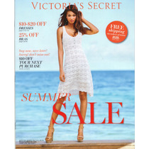 Victorias Secret Catalogo 2012 Vestido Blusas Bras Pantys