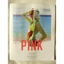 Victorias Secret Pink Catalogo 2013 Spring Break Mochilas