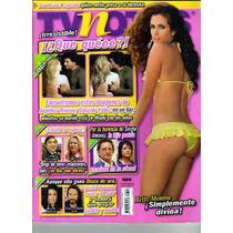 Tlax Revista Tv Notas # 546 ( Betty Monroe)