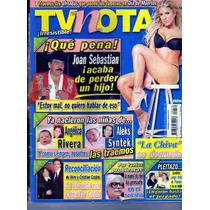 Tlax Revista Tv Notas # 470 ( Silvia Irabien)