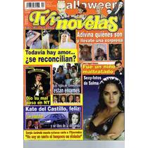 Revista Tv Y Novelas Año Xxii # 44 (salma Hayek)