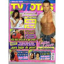 Tlax Revista Tv Notas # 529 ( Latin Lover)