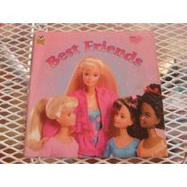 Barbie Libro De Cuento Best Friends
