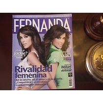 Jackie Bracamontes Revista Fernanda + Lady Diana