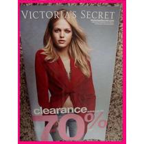 Victorias Secret Catalogo 2011 Botas Zapatos Sueter Blusas
