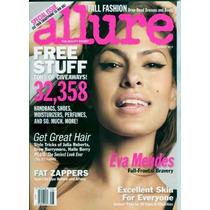 Eva Mendes Allure Usa Revista Experta En Belleza