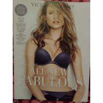 Victorias Secret Moda Lote De Catalogos Bikinis Bra Vestidos