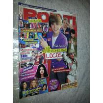 Justin Beiber Lady Gaga Camila Nick Jona Revista Por Ti 2010