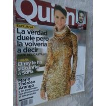 Kate Del Castillo Revista Quien 2012
