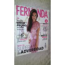 Barbara Mori Revista Fernanda 2014