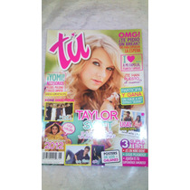 Taylor Swift Lily Collins Zac Efron Revista Tu 2012