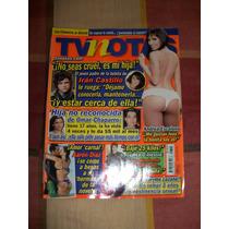 Revista Tv Notas Portada Lup Dalessio Poster Andrea Escalona