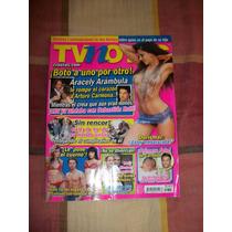 Revista Tv Notas Portada Dorismar Poster Alonso