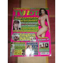Revista Tv Notas Portada Sofia Castro Poster Paty Muñoz