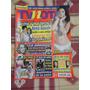 Revista Tv Notas Portada Kenia Gazcon Poster Livia Brito