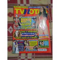 Revista Tv Notas Portada Gretel Valdez Poster Cinthia Urias