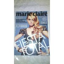Paulina Rubio Revista Marie Claire 2012