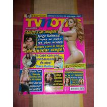 Revista Tv Notas Portada Gloria Trevi Especial De Dietas
