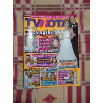 Revista Tv Notas Portada Yuridia Poster Lambda Garcia