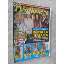 Yuri Laura Pausini Ricky Martin Revista Tv Y Novelas 2014