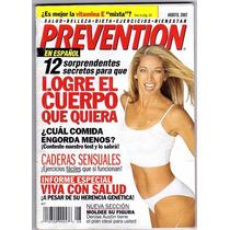 Tlax Revista Prevention # 8 ( Logre El Cuerpo Que Quiera)