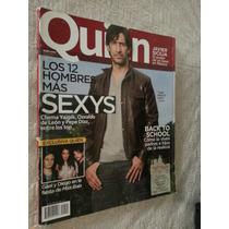 Chema Yazpik Revista Quien 2011
