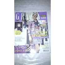 Olivia Palermo Revista Grazia 2014