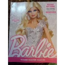 Catalogo Barbie Coleccion 2013 Holiday Fiestas