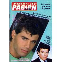 Tlax Revista Fotonovela Rutas De Pasión Año 1989