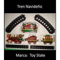 Tren De Navidad Electrico