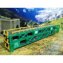 Vh Trenes A Escala Ho Vagon Madrina Sin Trucks