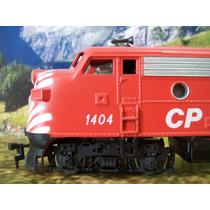 Mh05 Trenes Escala Ho Athearn Maquina F7a Cp Rail 1404