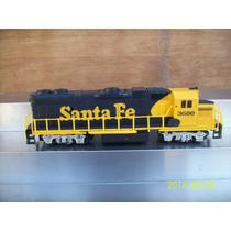 Tm.bachmman Ho Dummy Gp38-2 Santa Fe 3500
